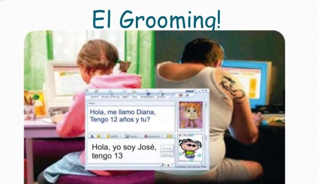 Resultado de imagen de grooming